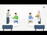 Видеонаблюдение Dom.ru Business