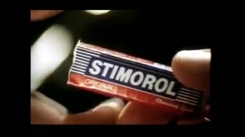 Реклама 90-х Stimorol - Жвачка