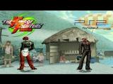 [PS2] KOF 2003 - Iory Yagami(Single Play)