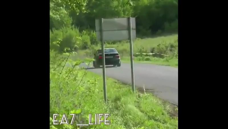 Сумасшествие от BMW M3 e36
