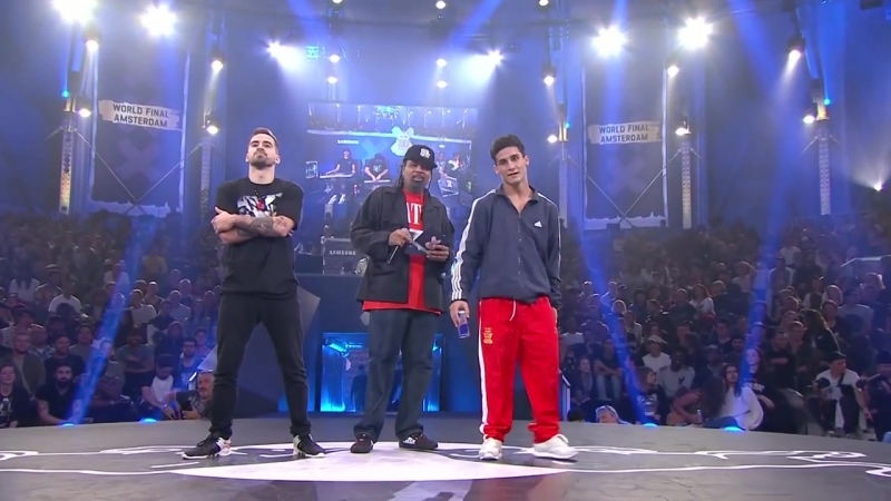 Thesis vs Lil Zoo ¦ Quarterfinal ¦ Red Bull BC One World Final 2017