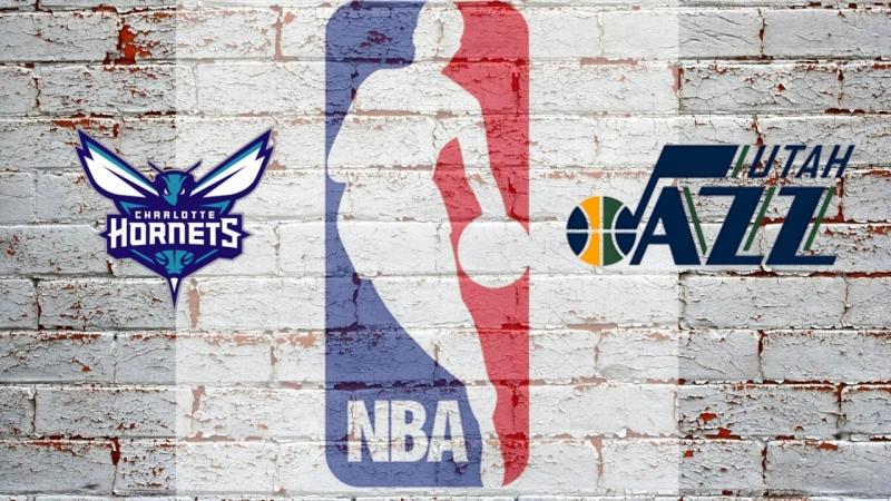 NBA 2017-2018 / RS / 09.02.2018 / Charlotte Hornets vs Utah Jazz
