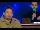 Леонид Слуцкий шутит в КВН о своей работе в Англии