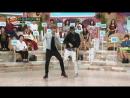 131102 Лухан и Бэк - танец