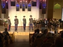 Арт-группа Хорус-квартет и ансамбль Белая ворона. Попурри из казачьих песен