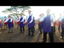 Baba Yetu in Africa (The Lords Prayer in Swahili) Members from BYU Mens Chor