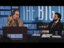Панч Лоуренса Краусса в дебатах о религии. Раунд!😎
