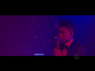 Rich Brian kills performance on James Corden - AMEN and COLD!