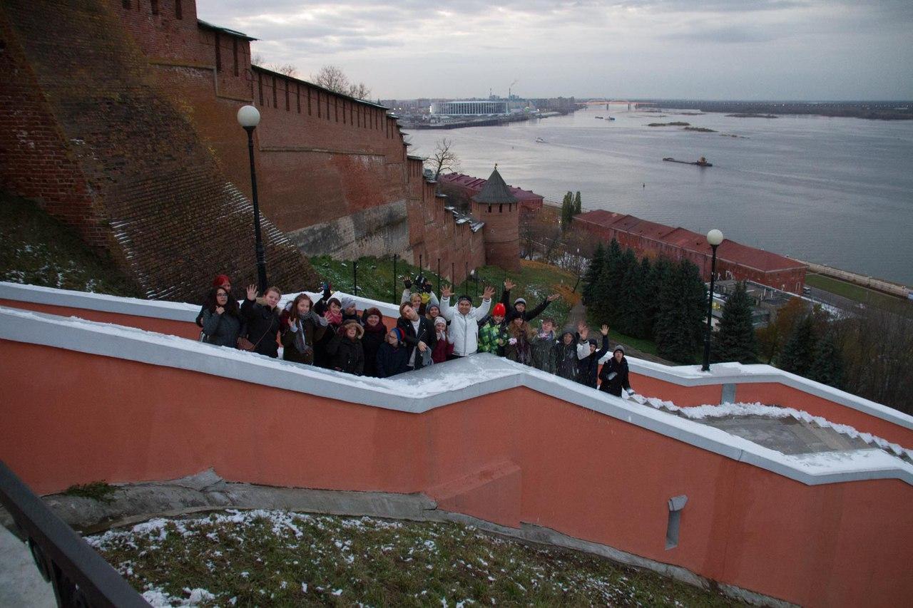 театр «Пиано» принимал учеников и педагогов школы глухих детей г.Кельн (Германия)
