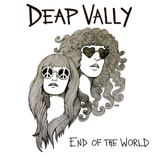 Deap Vally альбом End Of The World