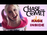 Chase the Comet - RAGE INSIDE (Official Music Video | Suicide Squad Fantasy)