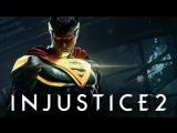 Стрим Injustice 2