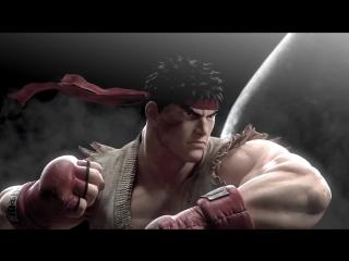 STREET FIGHTER 5 - Blanka Sagat Sakura Reveal Trailer (Arcade Edition)