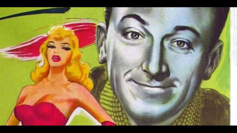 Прекрасная американка 1961, Франция, комедия с Луи де Фюнесом