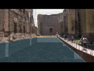 Anceitn Rome Reconstruction