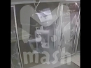 В Черноголовке грабители с помощью джипа и троса угнали банкомат