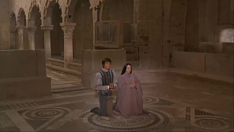 Ромео и Джульета._ (1968)г.