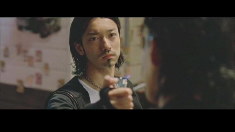 Фанвидео по Crows Zero Весна остается Автор 陶子-OguriToKii