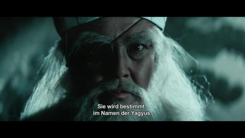 Lone Wolf Cub 6_ Blutiger Schnee (Blu-ray Trailer, deutsch)