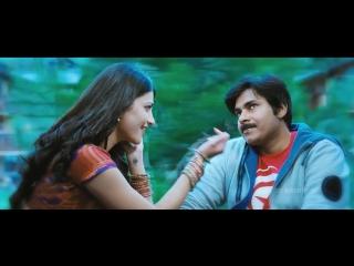 Gabbar_Singh_Video_Songs_-_Dil_Se_Video_Song_-_Pawan_Kalyan,_Shruti_Hassan_-_Sri_Balaji_Video