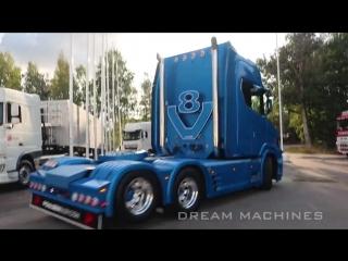 Scania S730T V8