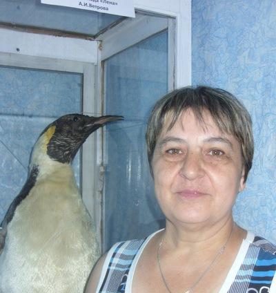 Галина Хардина