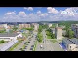 ВЖУХ! р-н Елизавет съёмка с воздуха! Екатеринбург