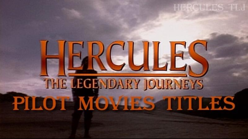 Hercules: The Legendary Journeys, pilot movies titles