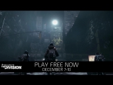 Tom Clancy's The Division - Free Weekend Trailer | PS4
