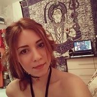Анкета Анастасия Дьякова