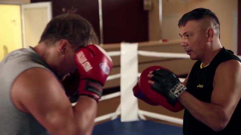 EnergyLifeNL Костя Цзю бокс для начинающих Удары снизу Мастер класс от КОСТИ ЦЗЮ