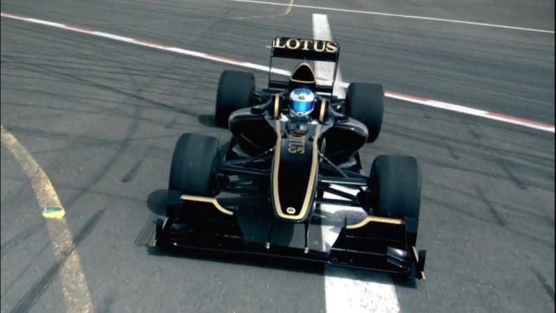 Top Gear (UK) - Lotus T125 Exos