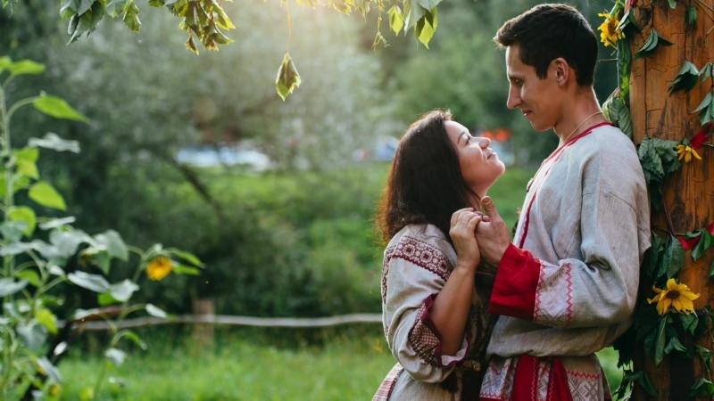 Обряд кузнечной свадьбы в городе Белокуриха