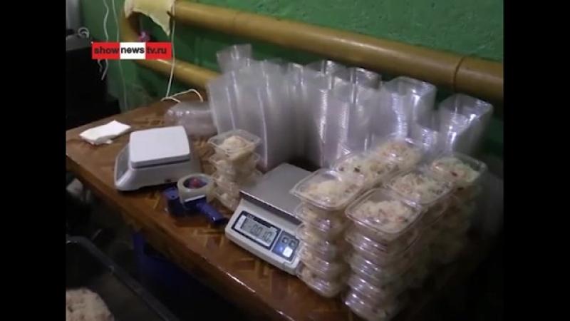 Корейские салаты в подпольном цехе от узбекской «богини». Сюжет: