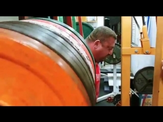 Влад Алхазов - присед 532 кг