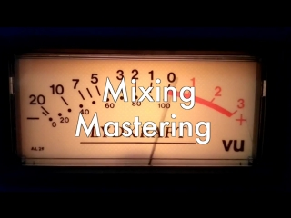 Recording and mixing engineer
