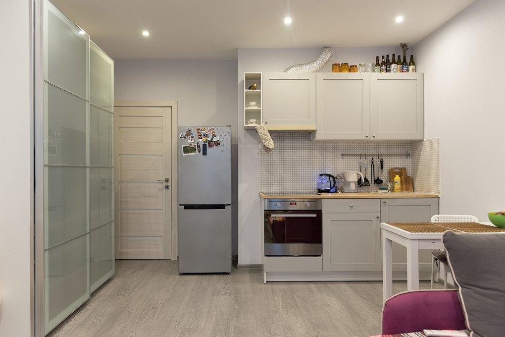 Статья The Village о жильцах квартир-студий до 30 кв.