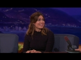 Mandy Moore chez Conan le 1er mars 2017