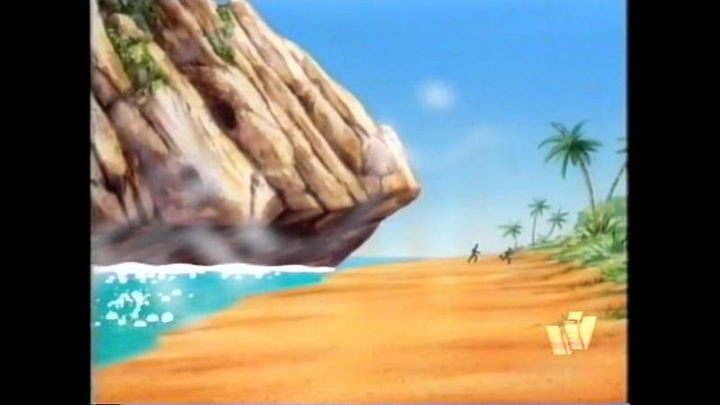 Остров Ноя. Серия 4: Сашина забота (1997)