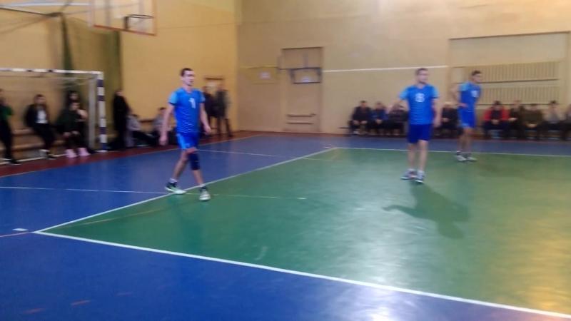 волейбол 2,4 часть