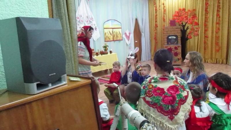 MVI_8419мастер-класс Праздник русского дома в БДОУ г. Омска Детский сад № 317 19.10.17