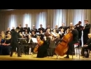 А.Вивальди кантата Gloria VII. Domine Fili Unigenite