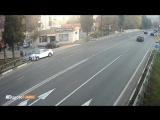 ДТП в Сочи. Дагомыс, Батумское шоссе - Гайдара. 04.12.17