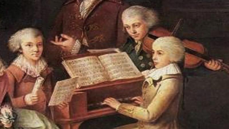 """W.A. Mozart """"Exsultate, jubilate"""" Arno Argos Raunig, sopranist"""