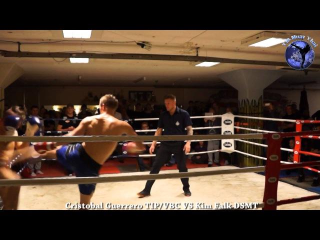 Cristobal Guerrero VS Kim Falk (Grott Fight Sundsvall)