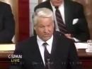 Господи, благослови Америку! - Отрывки из речи Ельцина в Конгрессе США_17.06.1992. Yeltsin.