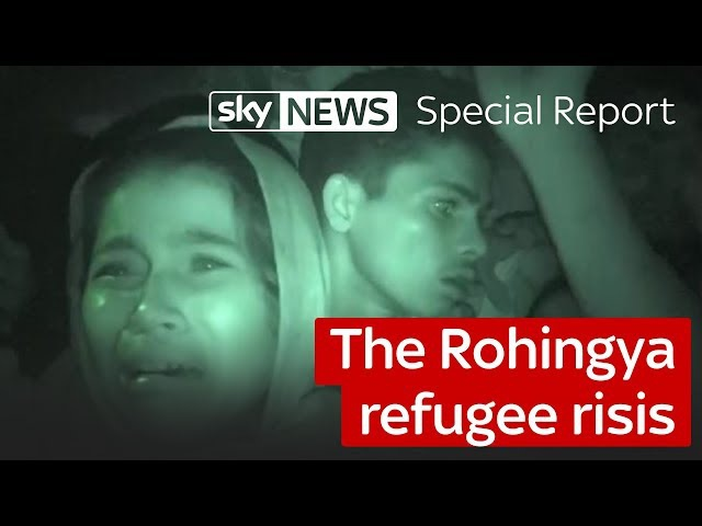 Special Report: The Rohingya refugee crisis