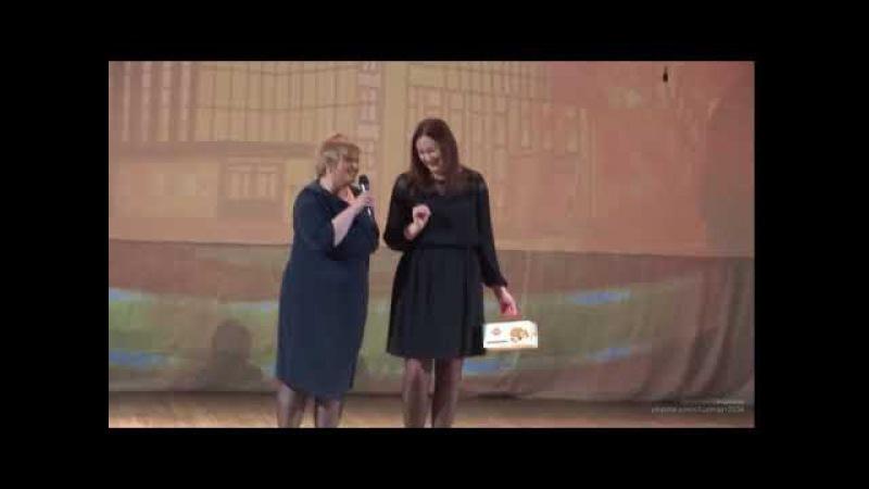 Концерт, посвящённый 40 летию ДК города Немана