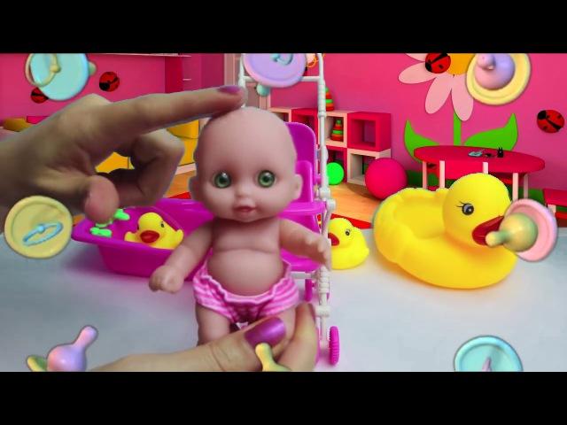 Беби Бон Новая куклы Пупсики Играем как мама Дочки матери Распаковка