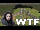 AoE2 - Arena Tower Rush [TheViper vs JonSnow]
